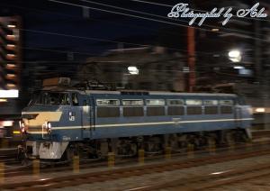 1080レ機回し中(=EF66-27)