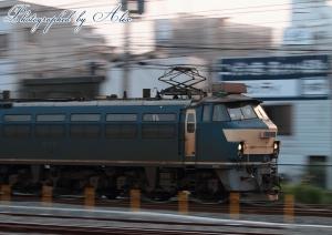 86レ(=EF66-36牽引)