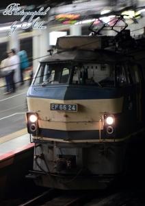 5056レ(=EF66-24牽引)