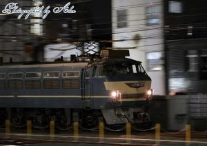 5088レ(=EF66-27牽引)