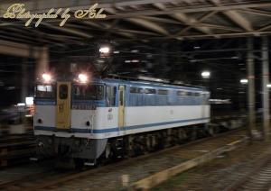 85レ(=EF65-2127牽引)