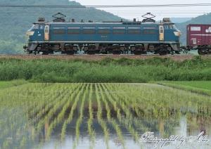 5070レ(=EF66-33牽引)