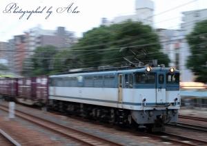 5088レ(=EF65-2095代走)
