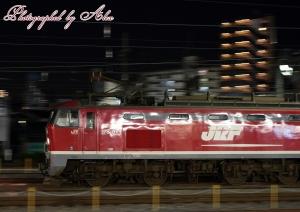 4060レ(=EF510-1牽引)