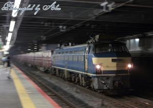 1082レ(=EF66-33牽引)