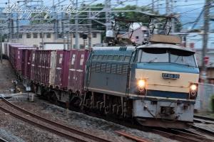 5073レ(=EF66-30牽引)