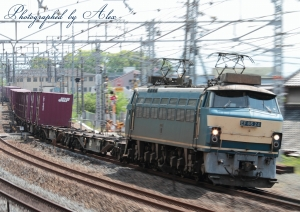 1083レ(=EF66-24牽引)