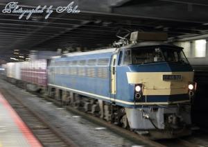 1080レ(=EF66-52牽引)