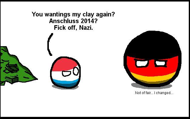 ルクセンブルクのちょっとした問題4
