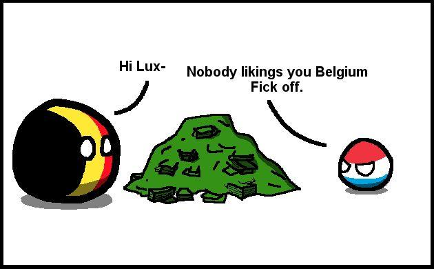 ルクセンブルクのちょっとした問題5
