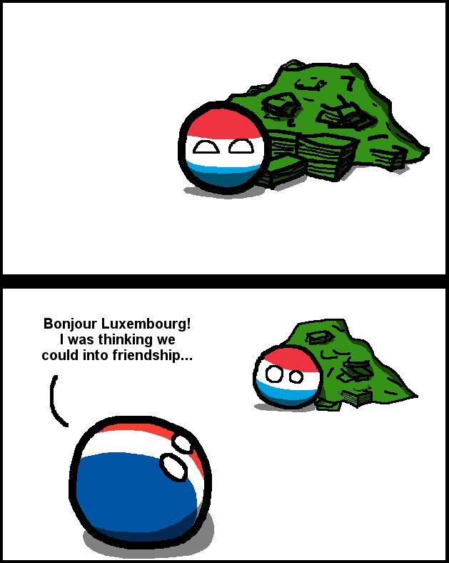 ルクセンブルクのちょっとした問題1