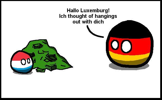 ルクセンブルクのちょっとした問題3