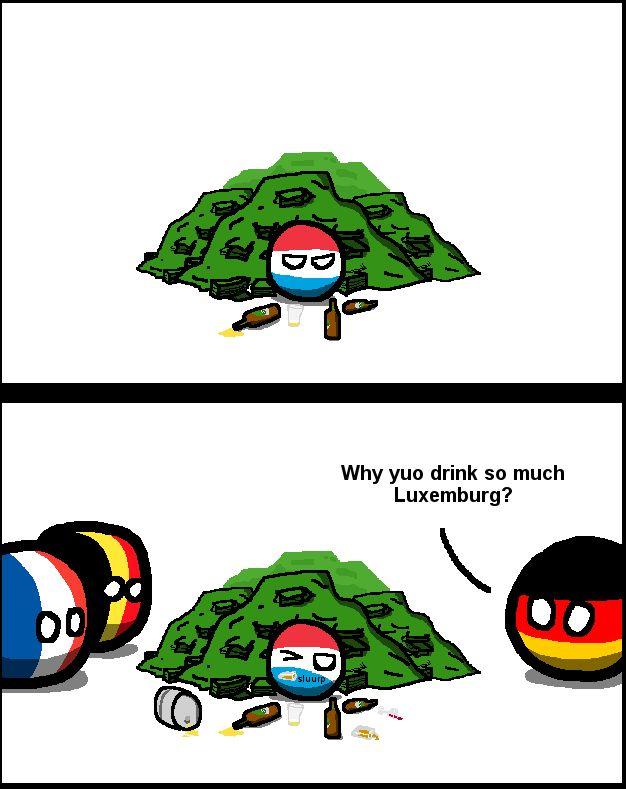 ルクセンブルクのちょっとした問題7