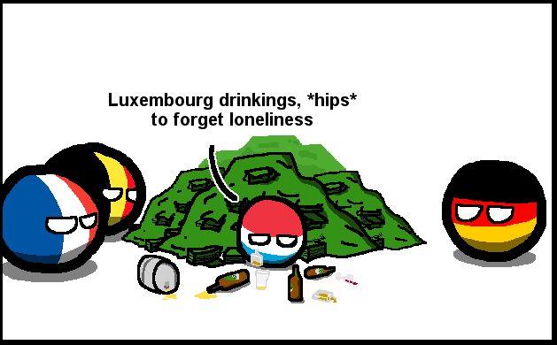 ルクセンブルクのちょっとした問題8