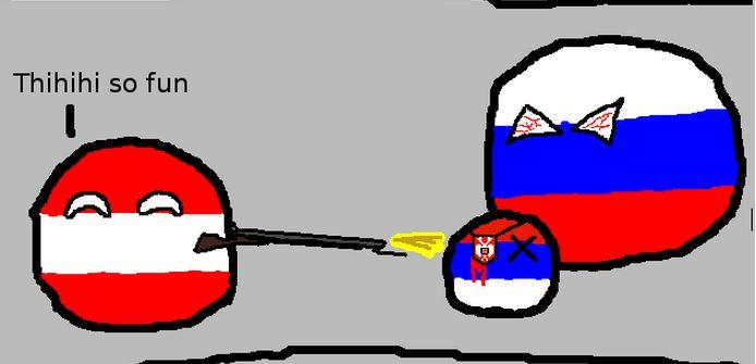 オーストリアの裏切り4