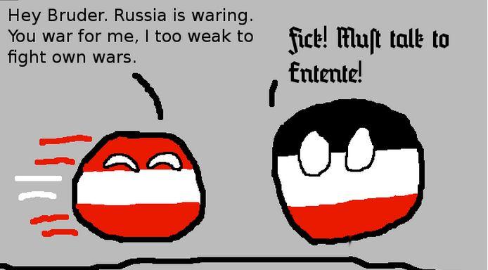 オーストリアの裏切り5