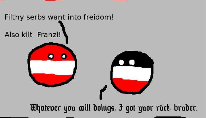 オーストリアの裏切り2
