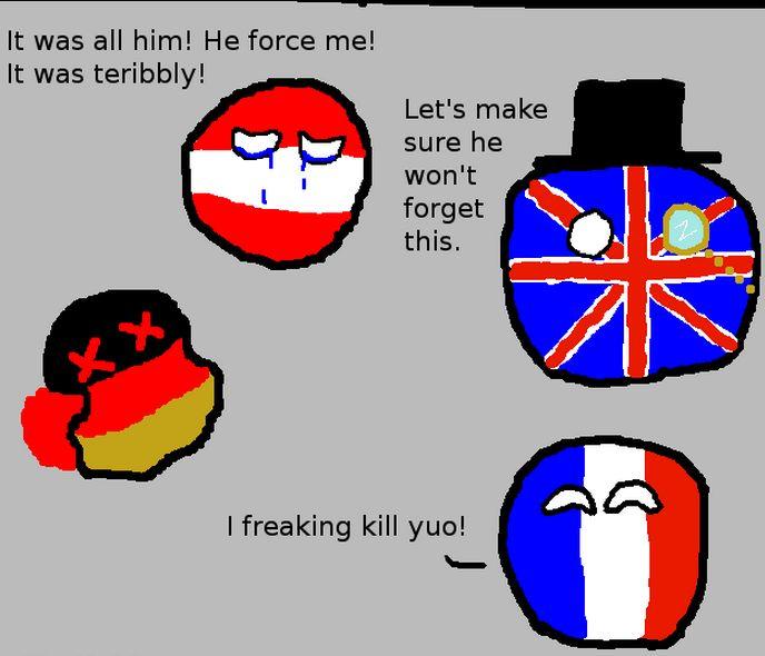 オーストリアの裏切り9