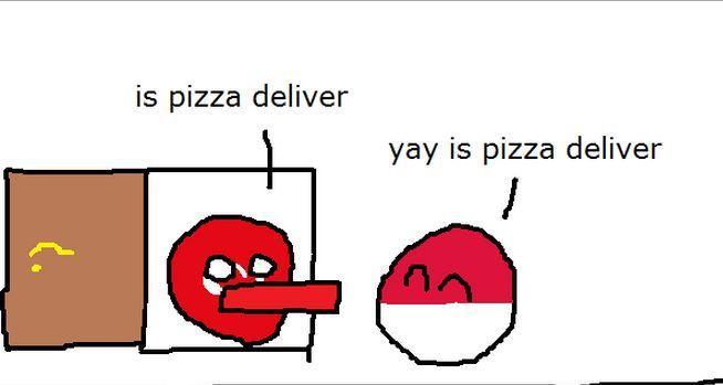 ポーランド用ピザ (1)
