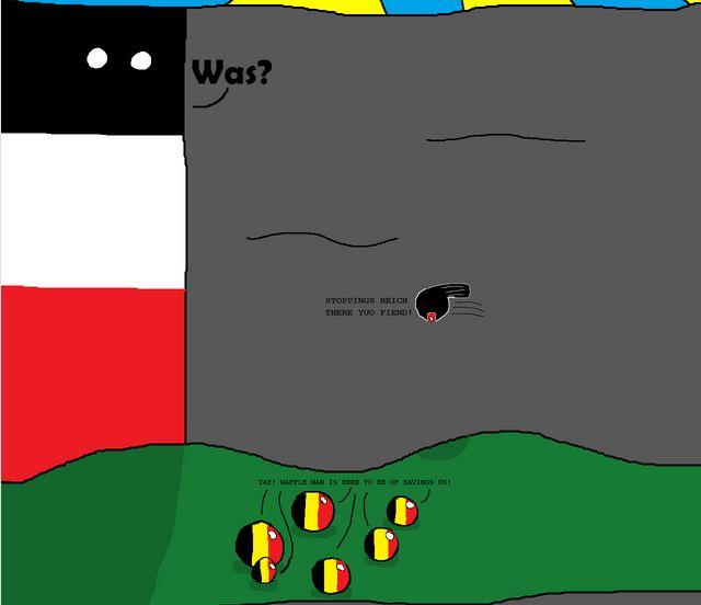 救えワッフルマン (3)