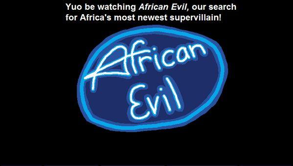 アフリカの悪魔 (1)