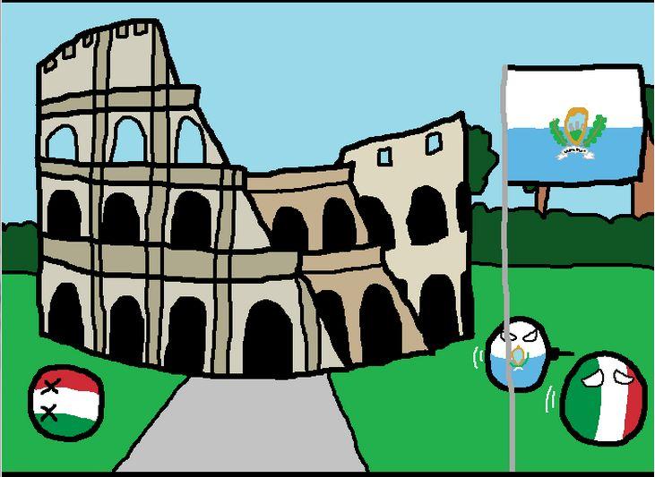 サンマリノの世紀歴な計画 (6)