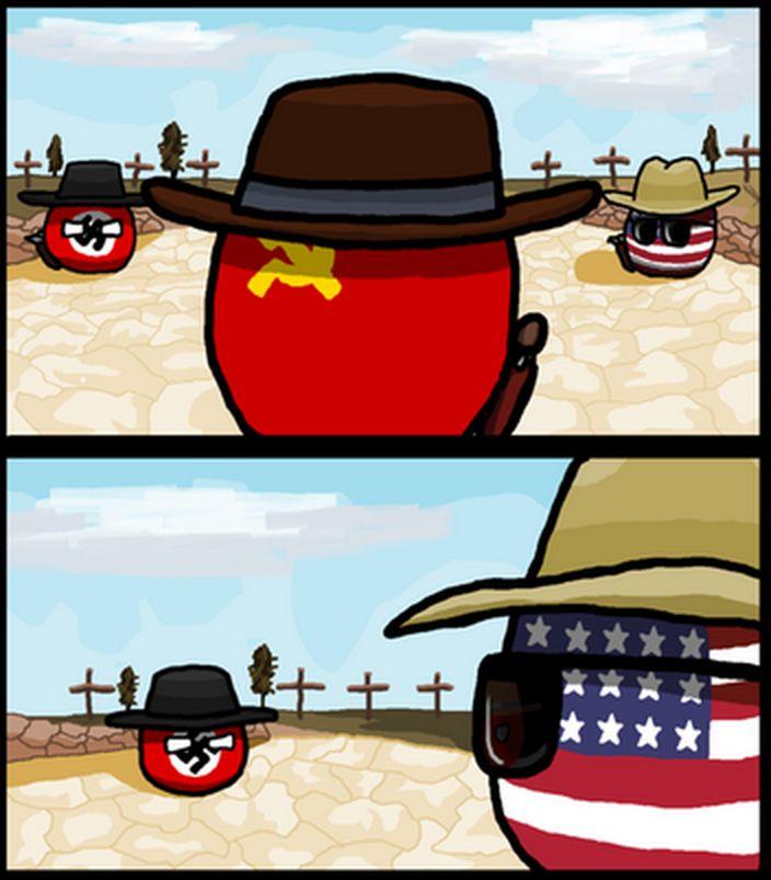赤と帝国とヤンキー (2)