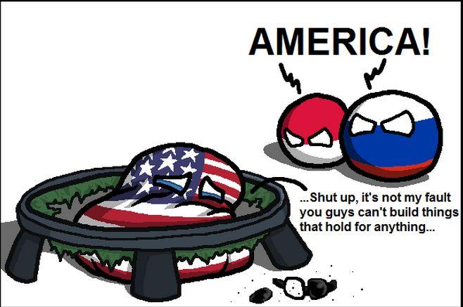 アメリカはトランポリンできない (6)