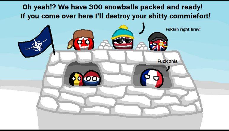 とっても冷たい戦争 (3)