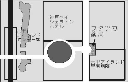 六甲アイランドmap1