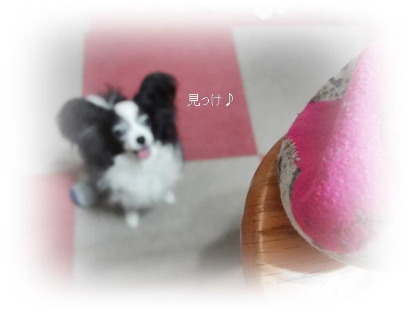 お手玉ボール遊び5