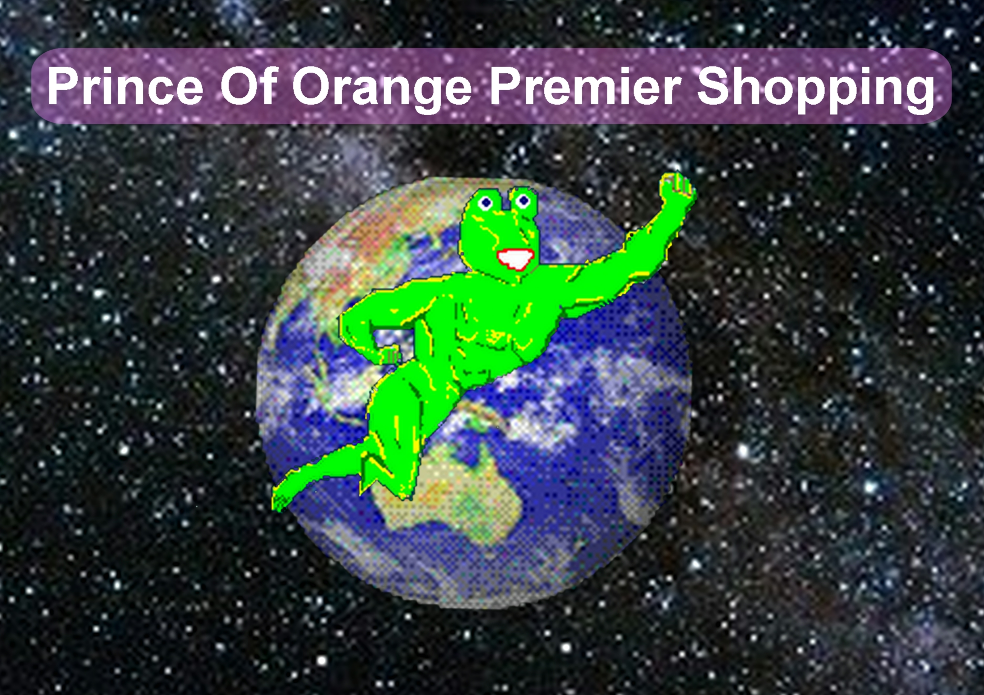 Prince Of Orange Premier Shopping