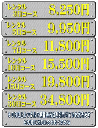 GPS2014料金w
