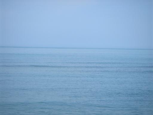五月の日本海