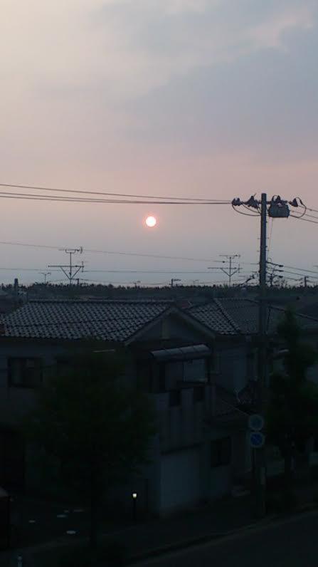 夕陽20140620