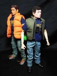 GIJOE & MAX STEEL