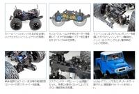 トヨタ ランドクルーザー 40 ピックアップ(GF-01シャーシ)