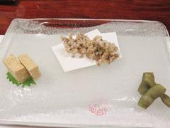 5)鱧料理スタート