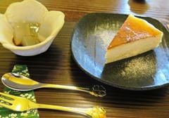 16)チーズケーキ