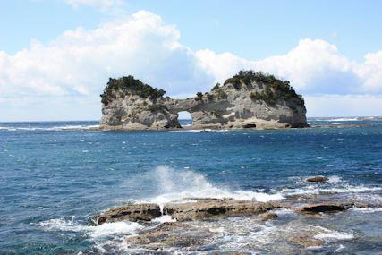 2014Mar白浜円月島
