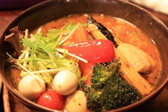 garakのスープカレー
