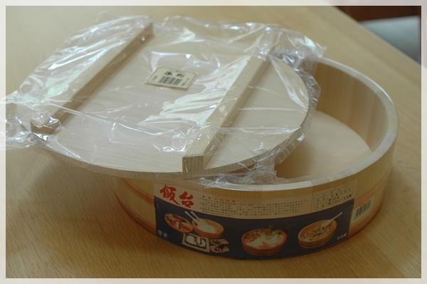 新しい寿司桶