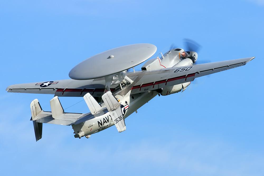 E-2C Hawkeye 163536
