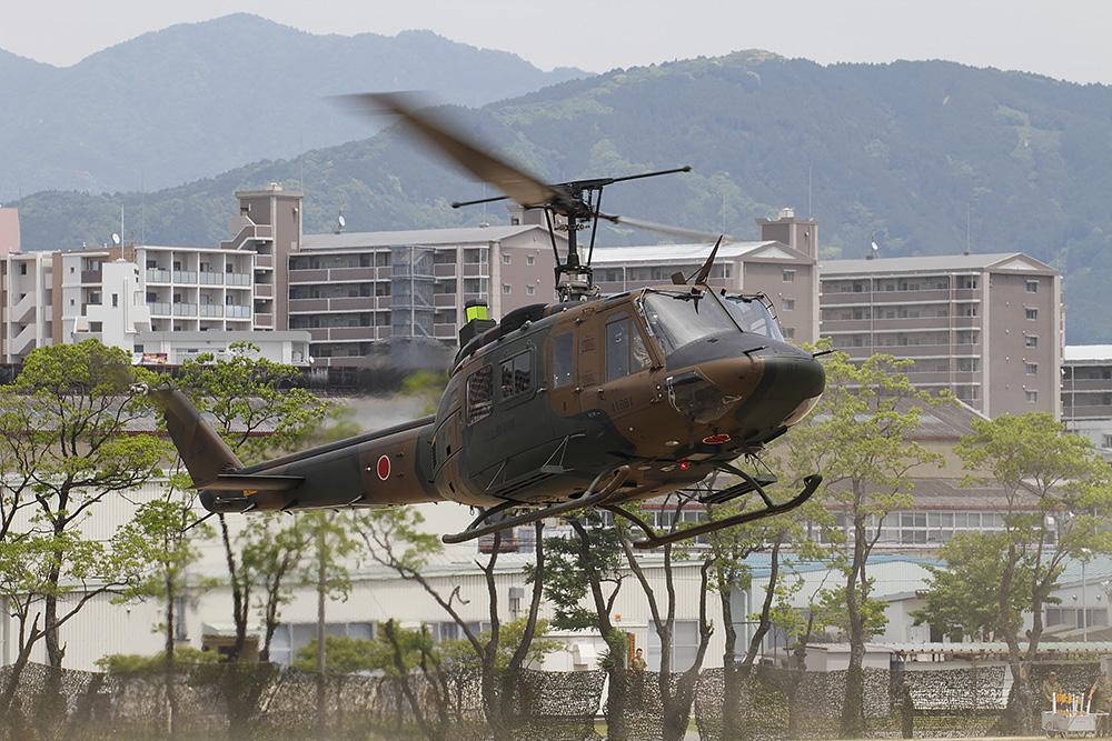 第4師団創立60周年・福岡駐屯地開設64周年記念行事