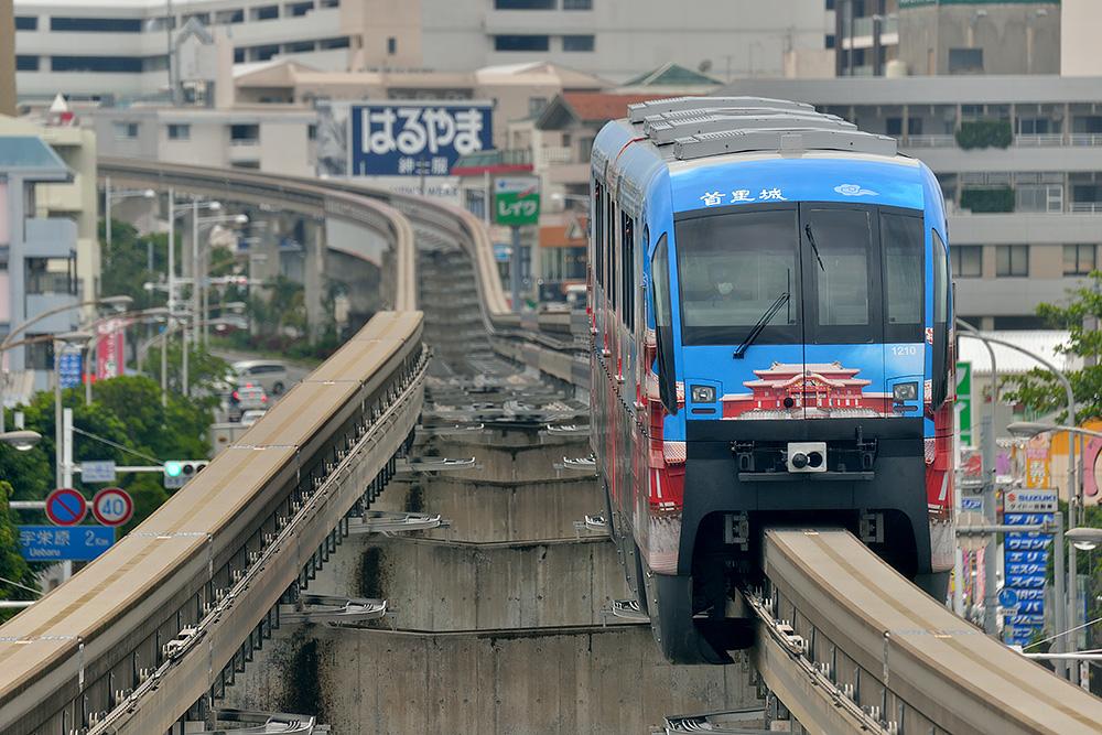 ゆいレールぶらり撮影の旅 奥武山公園駅