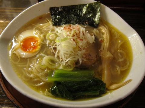 天下ご麺(近江塩鶏麺)