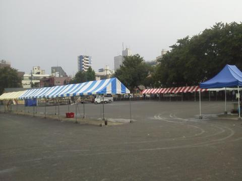テント お祭り②