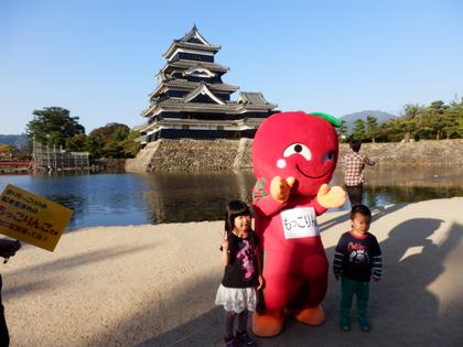 松本城そば祭り (3)