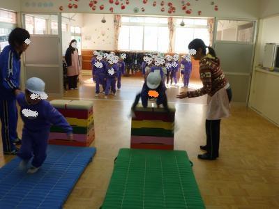 姫2号・体操教室①