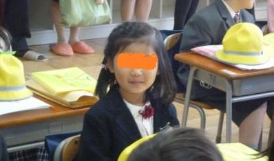 姫2号入学